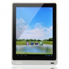 "CHUWI V8 Dual-core 8.0"" Android 4.0.4 5-Point Capacitive Touch Screen Tablet - White (16GB)"