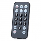 Ultra-Thin 20-Key Remote Control - Grey