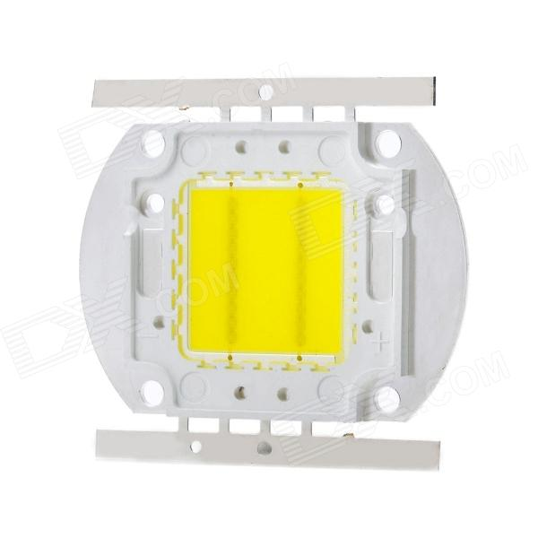 20W 6500K 1800lm White LED Emitter Copper Plate (DC 30~36V)