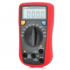 "UNI-T UT136D 2.0"" LCD Digital Multimeter - Red (1 x 9V)"