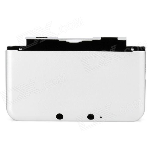 Protective Aluminum Box Case Cover for Nintendo 3DS LL - Silver