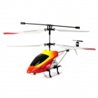 Rechargeable 3.5-CH 49MHz Remote Controlled R/C Helicopter - Yellow + Red + Black