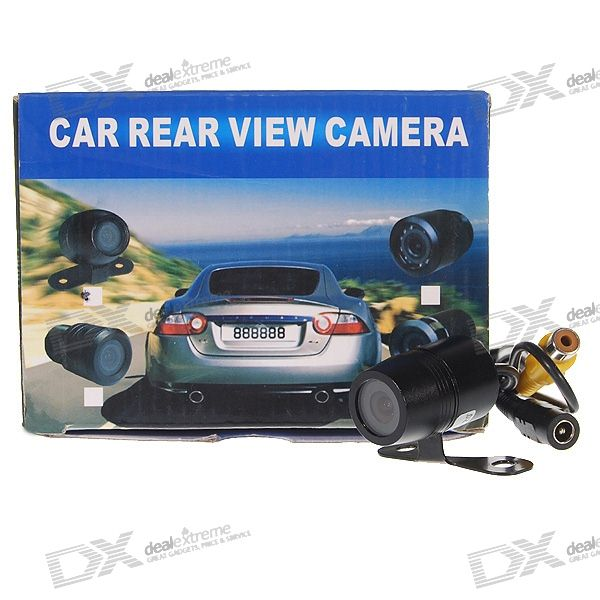 Car Rear View Parking Video Camera (NTSC)