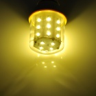 E27 5W 450LM 3500K Warm White Light 28-LED Corn Cob Bulb (AC 220V)