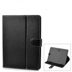 "Universal Protective PU Leather Case for 8"" Tablet PC - Black"