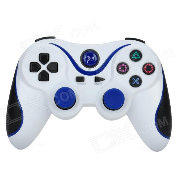 USB Dual-Shock Wired Controller for Sony PlayStation 3 PS3 / PS3 ...