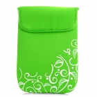 "Protective Padded Inner Bag for All 10"" Tablet PCs - Green"