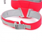 Multi-Function Comfortable Baby Carrier Sling - Red + Grey