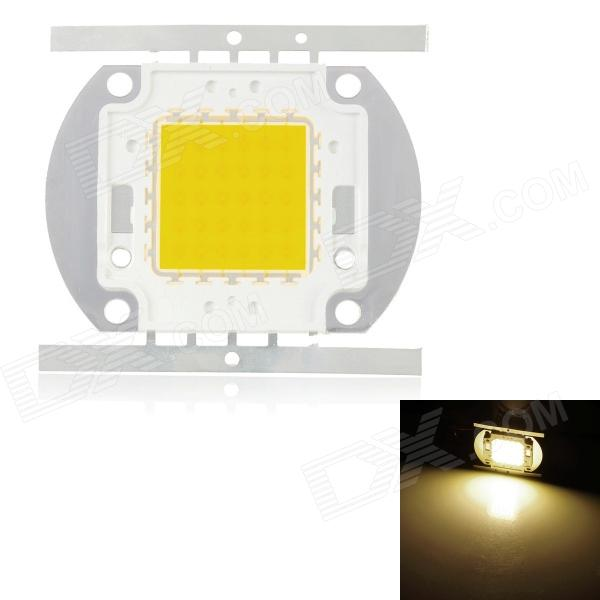 30W 3000K 2700lm 5 x 6LED Warm White Light Emitter Metal Plate (15~18V)