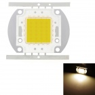 20W 3200K 1800lm 5 x 4 LED Warm White Light Emitter Metal Plate (15~18V)