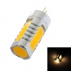 G4 6W 600lm 3-LED Warm White Light Bulb (DC 12V)