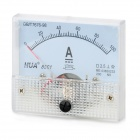 0~100A DC Current Meter - White