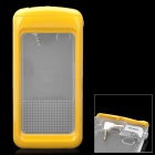 Waterproof Protective Case with Strap for Iphone 4 / 4S - Yellow