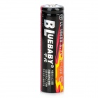 BL Rechargeable 2500mAh Li-ion 18650 Battery - Black