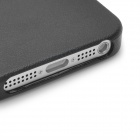 Protective TPU Back Case for Iphone 5 - Black