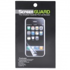 Matte Frosted Screen Protector Guard for IPHONE 5 - Transparent (5PCS)