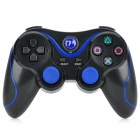 USB Dual-Shock Wired Controller pour PlayStation 3 de Sony PS3 / PS3 Slim - Noir + Bleu