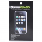 Protective Clear Screen Protector Guard Film for Iphone 5 (5 PCS)