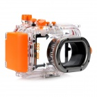 Meikon Meikon-26 Professional Water Resistant Protective Case for Canon S95 - Orange