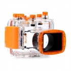 Meikon Meikon-20 Professional Water Resistant Protective Case for Nikon P7000 - Orange