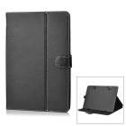 "Protective PU Leather Case for 9.7'~10"" Tablet - Black"