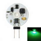 G4 3W 70lm LED Green Light Car Reading Lamp (DC 8~30V)