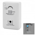 DXW-68 Electronic Mosquito Mouse Repellent Insect Repeller - White (2-Flat-Pin Plug)