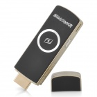 Leuto Android 4.0 Goggle TV Player w/ HDMI / Wi-Fi / Micro USB / 1GB RAM / 8GB ROM - Black