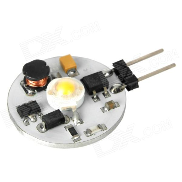 G4 3W 58lm LED Red Light Car Reading Light (8~30V) g4 3w 150lm led white light car reading lamp dc 8 30v