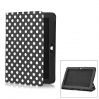 Galaxy Tab 2 10.1 P5100 Polka PU Leather    Case