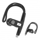 Rechargeable Bluetooth v3.0 Headset w/ Microphone - Black