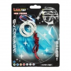 Waterproof 1.8W 96lm 12-SMD 1210 LED Red Light Car Angel Eye Lamps - White (DC 12V / 40mm / 2 PCS)