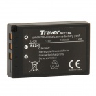 Genuine Travor BLS-1 7.4V 1000mAh Battery Pack for Olympus Camera - Black