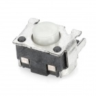 Replacement LR Left Right Button Trigger Switch for Nintendo DSi - White (2 PCS)