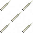 Professional 900M-T-I Lead-Free Soldering Iron Tips - Silver (5 PCS)