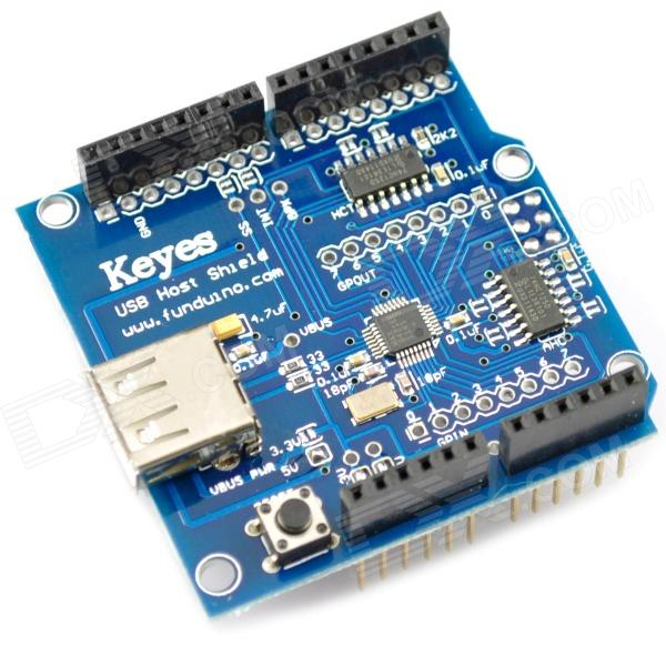 USB-Host-Schild Expansion Board Google Android kompatibel für Arduino