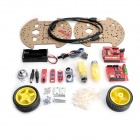 Multi-Function Line Tracking Robot Car Kits for Arduino (Works with Official Arduino Boards)