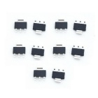 AMS1117 Voltage Regulator Ics - Black (10PCS)