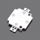 DIY 10W 500LM 635~700nm Red Light LED Square Plate Module (6~8 V)