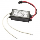 Water Resistant 3W LED Constant Current Source Power Supply Driver (90~265V)