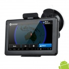 "5.0"" Resistive Screen Android 4.0 GPS Navigator w/ Australia Map"