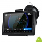 "5.0"" Resistive Screen Android 4.0 GPS Navigator w/ Europe Map"
