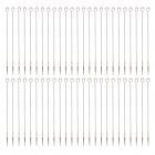 6F Round Liner Tattoo Needles - Silver (50 PCS)