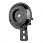 35W 105dB 1,5 Motorcycle Electric Vehicle Air Horn - Schwarz (12V)
