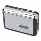 BFQ-01 USB Cassette Capture - Silver (2 x AAA)