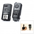Aputure MXII-S Wireless Flash Trigger Transmitter Receiver Set for Sony - Black (2 x AA + 2 x AA)