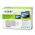 EDUP EP-WD3207 Mini Wireless Multi-Media Transmitter and Receiver Kit - White