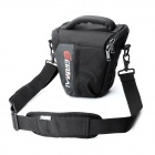 EIRMAI Nylon Triangle Shoulder Bag w/ Rain Cover for Canon / Nikon / Pentax DSLR
