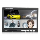 "7"" TFT LCD Screen Car Headrest Monitor w/ TV / Remote Controller / IR / AV IN"