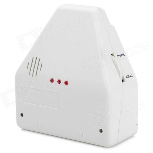Triangle Shaped Clapper Sound aktiviert Switch - White (AC 110 ~ 120V / 2-Flat-Pin Stecker)